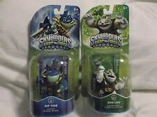 Skylanders Swap Force.   Rip Tide and Zoo Lou.  2013 Activision