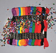 """Embroidery ~ Zenbroidery """"Basics"""" 36 Skein Trim / Floss Pack #DW4021"""