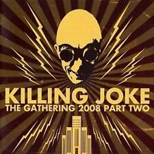 Killing Joke The Gathering 2008 Part Two Live 2-CD NEW SEALED Love Like Blood+