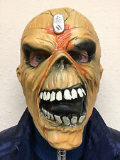 Adulto Eddie METAL HEAD Overhead lattice Halloween Costume Maschera di Iron Maiden