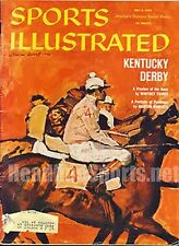 1960 Kentucky Derby Horse Racing Sports Illustrated