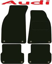 Deluxe Quality Car Mats for Audi a6 04-09 ** Tailored for Perfect fit ;) **