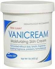 Vanicream Moisturizing Skin Cream for Sensitive Skin 16 oz