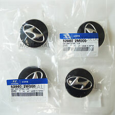 Genuine OEM Wheel Center Hub Cap 4EA Set HYUNDAI Santa Fe 13-15 / Veracruz 06-12