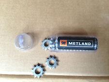 15 fraise en carbure de tungsten ponceuse beton METLAND MP-RB Dent lame rechange