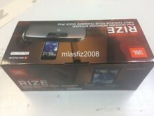 JBL Onbeat RIZE iPad Docking Bedroom Speaker NEW