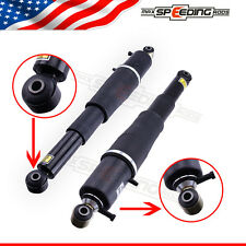 For Cadillac Escalade Chevrolet Rear Air Shock 25979391 Suspension Strut - Pair