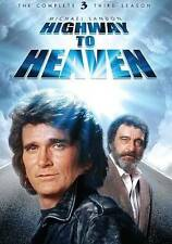 Highway to Heaven - The Complete Third Season 3 Three (DVD, 2014, 5-Disc Set)