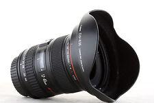 Objectif Canon EF 17-40mm 1:4L pour EOS 70D 5D 1Ds 1D... (16 35mm)
