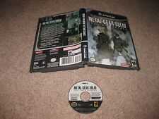 Metal Gear Solid: The Twin Snakes (Nintendo GameCube, 2004) Disc 2 ONLY