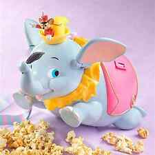 Tokyo Disneyland Resort Dumbo Timothy Popcorn Bucket Container Case Japan NEW