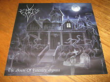 "EMPTY ""The House of Funerary Hymns"" LP satyricon emperor"