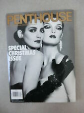 PENTHOUSE (US) 12 - 1996  PET: HEATHER ST. JAMES + POSTER