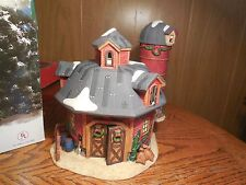 Heartland Valley Village Deluxe Porcelain Lighted House Limited Edition