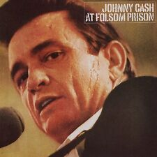 Johnny Cash - At Folsom Prison (2LP, 180g Vinyl LP, Gatefold Cover) NEU+OVP!