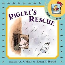 A A Milne - Piglets Rescue (2001) - Used - Trade Cloth (Hardcover)