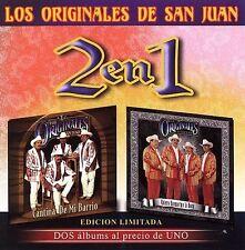 Dos en Uno by Los Originales de San Juan (CD, Apr-2006, Univision Records)
