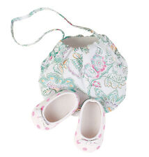 Gotz Hannah Play Doll Bag and Shoes Set NEW