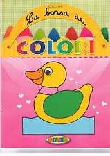 La borsa dei colori. Papero - Salvadeos - Libro nuovo in offerta