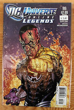 DC Universe Online Legends #16 (Late December 2011, DC)