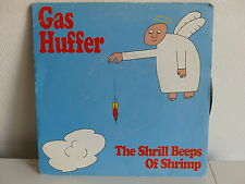 GAS HUFFER The schrill beeps of Shrimp MT 271
