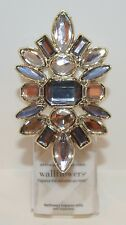 BATH & BODY WORKS GEM BROOCH RHINESTONE WALLFLOWER FRAGRANCE PLUG UNIT HOLDER