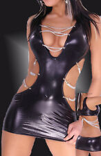 New Sexy Erotic PVC Lingerie Hot Beauty Night Charming club Fancy dress 745 S-L