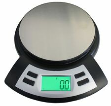 New Professional Digital Table Scale Jewelry Silver Coin Rough Gem 4K Free Bowl