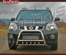 NISSAN X-TRAIL 2010+ , BULL BAR, NUDGE BAR, A BAR + GRATIS!!! STAINLESS STEEL