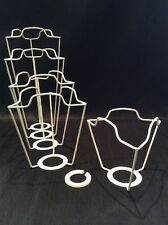 """UK & EURO LAMPSHADE 6"""" FRAME CARRIER supports a shade with large duplex fitting"""