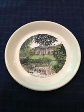 """Alcester, Goodlife Neale, Made In England.  Broadlands Collector Plate,  4 1/2"""""""