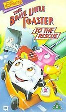 The Brave Little Toaster To The Rescue [VHS] [1997], Good VHS, Andrew Daly, Eddi