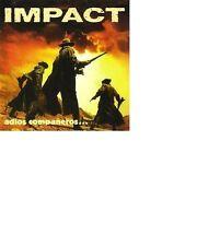 Impact  Adios Companeros / Revolution Inside CD Neu