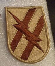 ARMY PATCH  48TH INFANTRY BRIGADE, DESERT