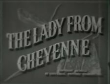 THE LADY FROM CHEYENNE  1941 (DVD) LORETTA YOUNG