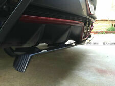 Racing NFD Style Rear Diffuser Lip Kit For Hyundai Veloster Turbo Carbon Fiber