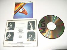 THE FIXX - REACH THE BEACH-10 TRACK CD-1983-MADE IN JAPAN- RARE!! FREE FASTPOST