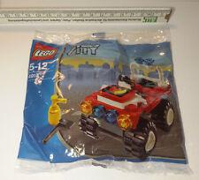 Lego 4914 City - Feuerwehrauto Promo Polybag  *NEW*  ---  Selten  --- Feuerwehr