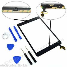 Touch Screen Digitizer IC Connector Replacement Assembly iPad Mini 1st 2nd Black