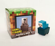Minecraft Minecart Series Mini Figure - Dyed Sheep in Minecart  *BRAND NEW*