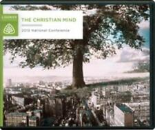 The Christian Mind: 2012 National Conference AUDIO BOOK CD speakers 16 CDs talks