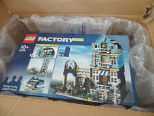 LEGO Town Factory 10190 Market Street  NEW Sealed