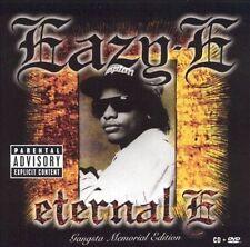 EAZY-E-GANGSTA MEMORIAL CD NEW