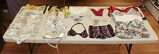 NEW WHOLESALE LOT WOMEN MIX NAME & NON-NAME BRANDS UNDERWEAR / BIKINI.MIX SIZE P