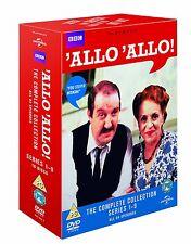 ❏ 'ALLO 'ALLO COMPLETE DVD COLLECTION BOX SET NEW 1-9 DVD ❏ Allo Allo
