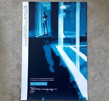 Ex Machina by Jock Extremely Rare Limited Edition Movie Poster Print Mondo /225
