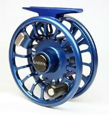 GALVAN T-8 TORQUE 8 FLY REEL CUSTOM BLUE #8/9 WEIGHT ROD USA MADE FREE $100 LINE