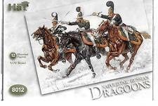 HAT Napoleonic Russian Dragoons  in 1/72  8012 ST
