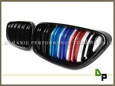 M2 Style Gloss Black Front M Metal Color Grille 14-16 BMW F22 F23 220i 228i 235i