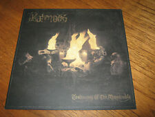"BALMOG ""Testimony of the Abominable"" LP cryfemal funeral mist"